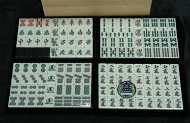 Maru-Jan特製ロゴ入り麻雀牌